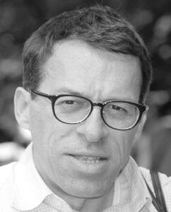picture of managing director wearing glasses