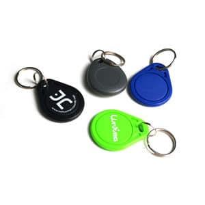 example of rfid tags/transponders